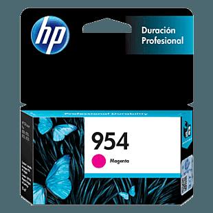 Cartucho de Tinta HP 954 Magenta Original
