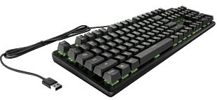 Teclado HP Pavilion Gaming 550