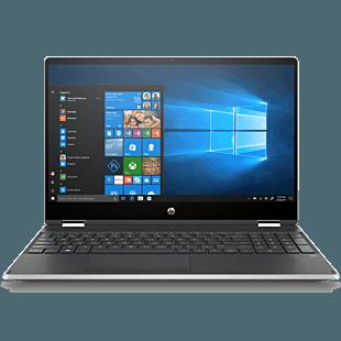 Laptop HP Pavilion x360 Convertible 15-dq0001la
