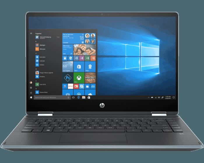 Laptop HP Pavilion x360 Convertible 14-dh0030la