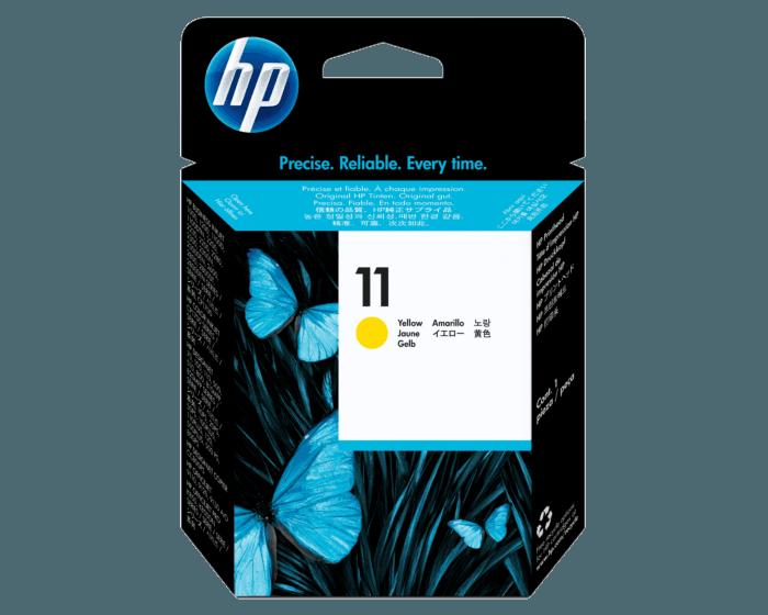 Cabezal de Impresión HP 11 Amarillo