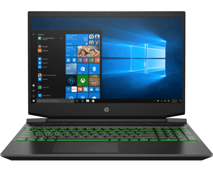 Laptop HP Pavilion Gaming 15-ec1024la