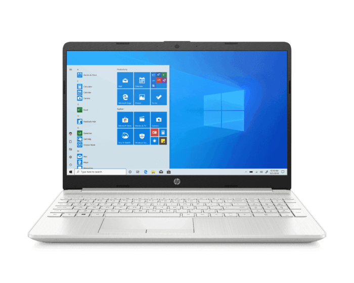 Laptop HP 15-dw2049la