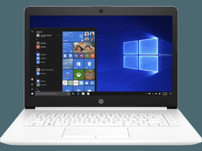 Laptop HP 14-cm0116la