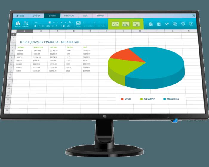 Monitor HP N246v de 23.8