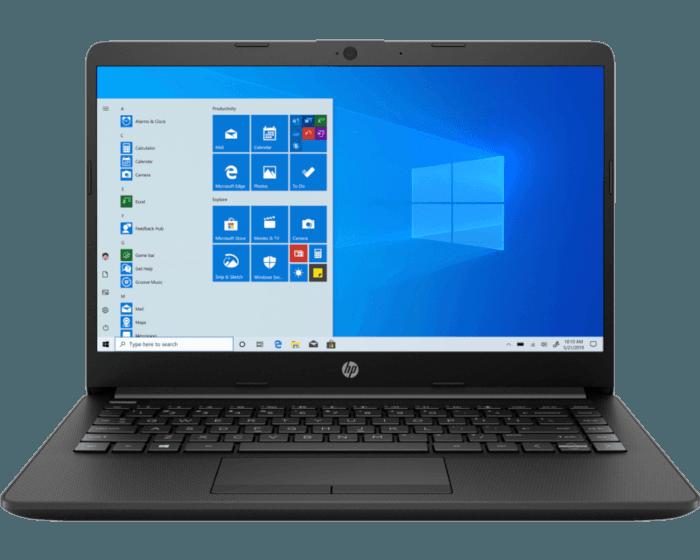 Laptop HP 14-dk1010la
