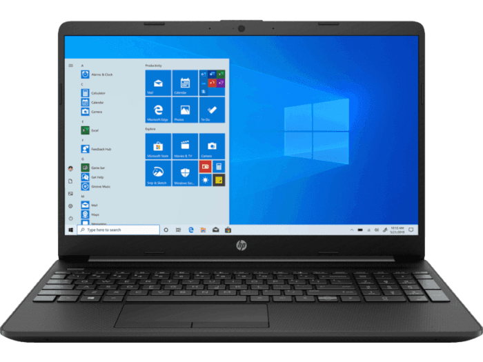 Laptop HP 15-gw0026la
