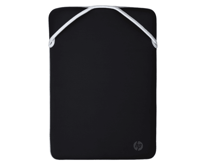 Funda HP Protección Reversible Negro/Plateado 14