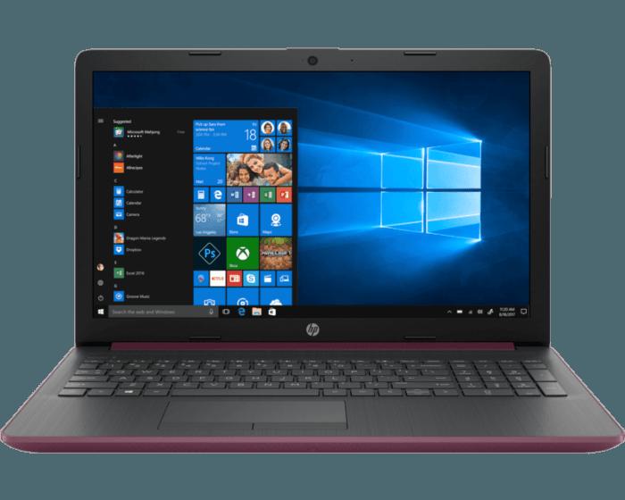 Laptop HP 15-da2036la