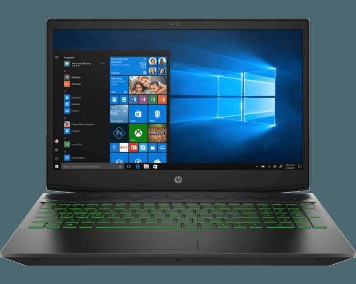 Laptop HP Pavilion Gaming 15-cx0001la