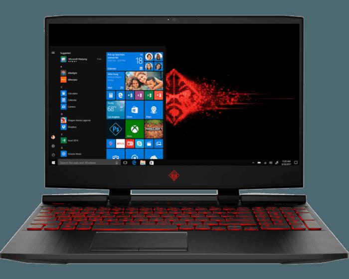 Laptop OMEN 15-dc0001la