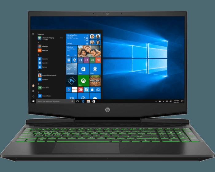 Laptop HP Pavilion Gaming 15-dk1040la