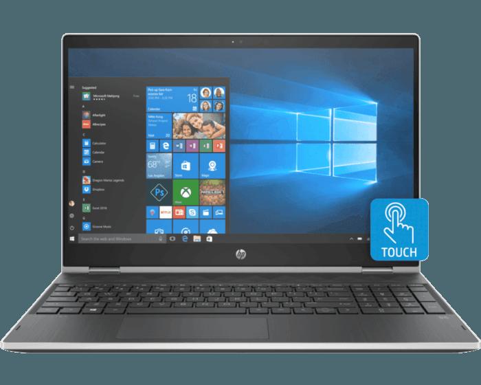 Laptop HP Pavilion x360 Convertible 15-cr0002la
