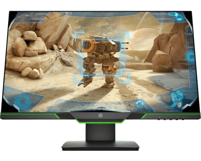 Monitor HP 25x de 24.5
