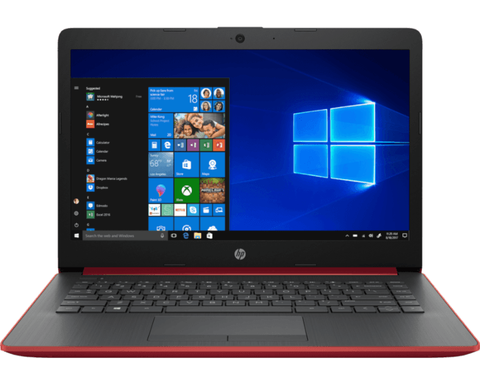 Laptop HP 14-cm0022la
