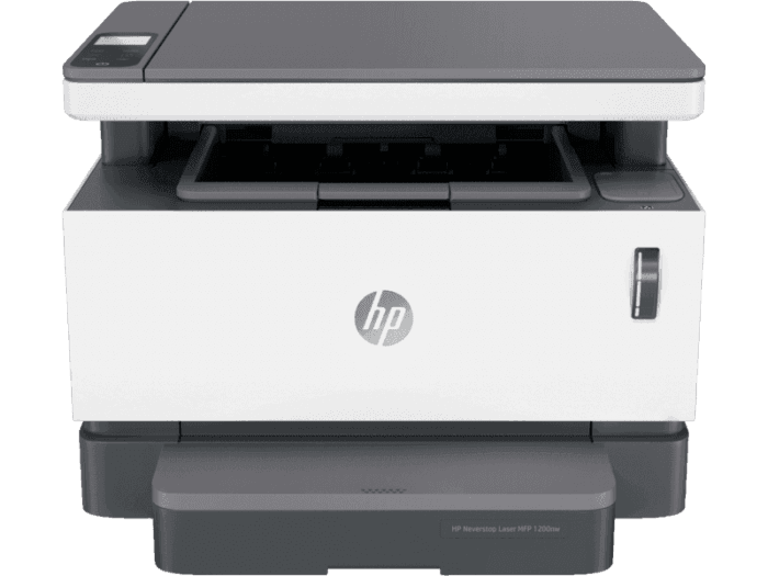Impresora Multifuncional HP Laser Neverstop 1200nw