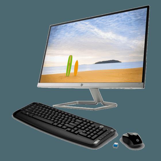 Monitor HP 25f de 25