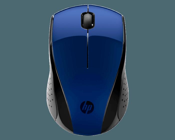 Mouse inalámbrico HP 220 Azul