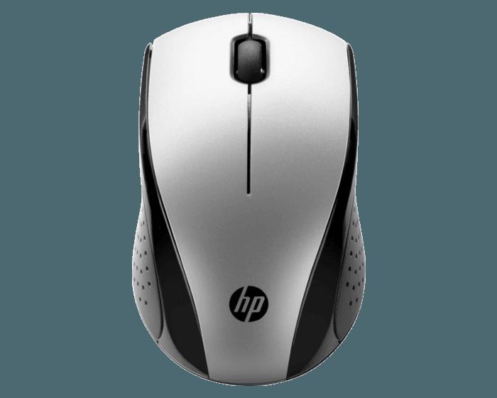 Mouse inalámbrico HP 220 con bolsa