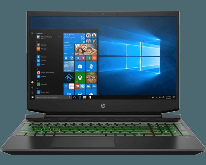 Laptop HP Pavilion Gaming 15-ec0001la
