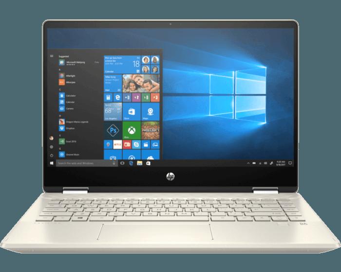 Laptop HP Pavilion x360 Convertible 14-dh1010la