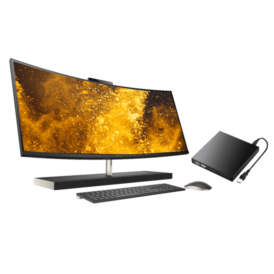 All in One HP Envy Curved 34-b100la