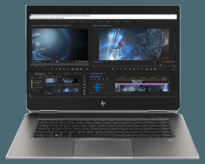Laptop HP ZBook Studio x360 Convertible G5