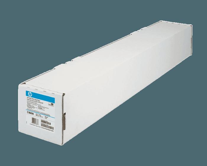 Papel Blanco Brillante HP para Inyección de Tinta 24
