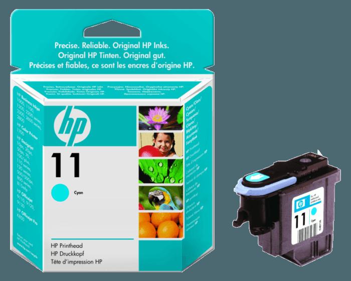 Cartucho de Tinta HP 11 Cian Original