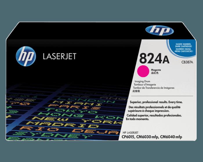 Tambor de Creación de Imágenes HP 824A Magenta LaserJet  Original