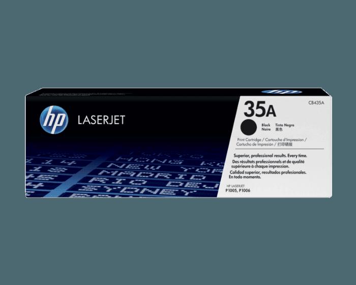 Cartucho de Tóner HP 35A Negro LaserJet Original