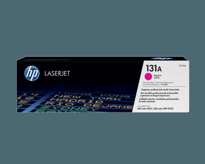 Cartucho de Tóner HP 131A Magenta LaserJet Original