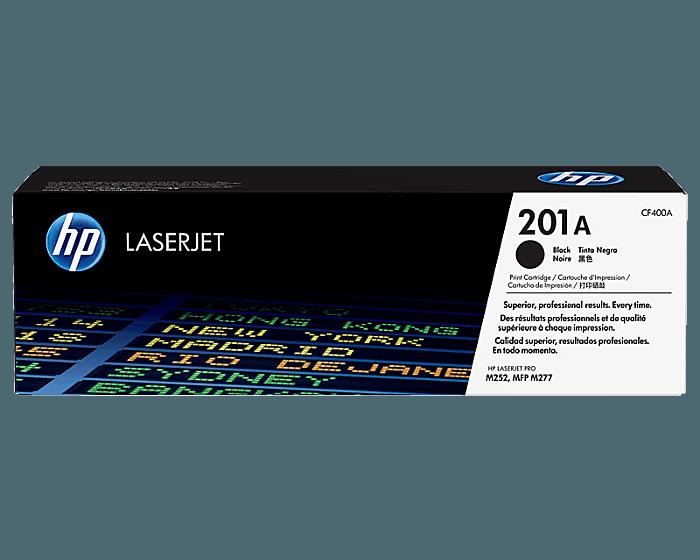 Cartucho de Tóner HP 201A Negro LaserJet Original