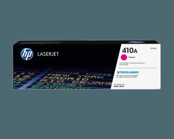 Cartucho de Tóner HP 410A Magenta LaserJet Original