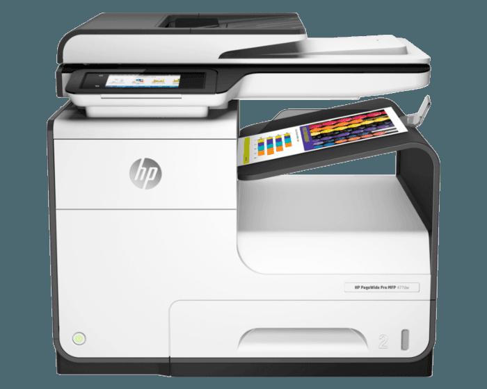 Impresora Multifunciónal HP PageWide Pro 477dw