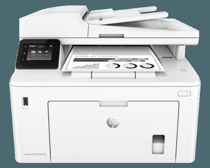 Impresora Multifuncional HP LaserJet Pro M227fdw