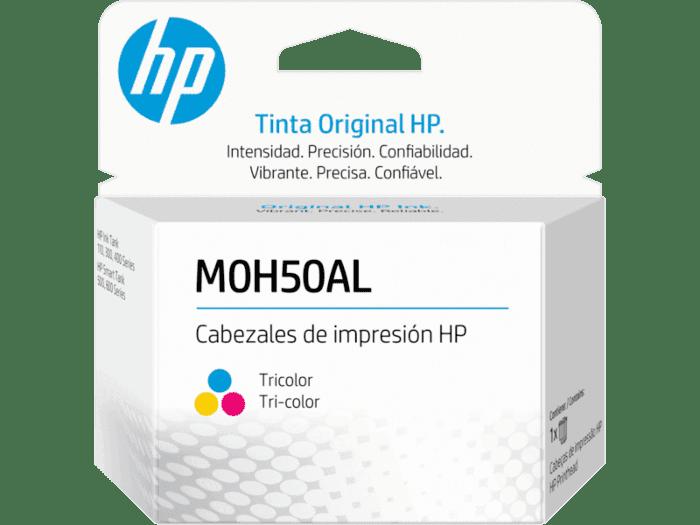 Cabezal de Impresión HP GT M0H50A Tricolor Original