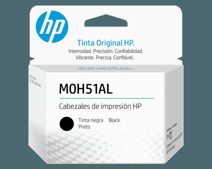 Cabezal de Impresión HP GT M0H51A Negro Original