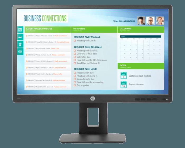 Monitor HP VH24 de 23,8