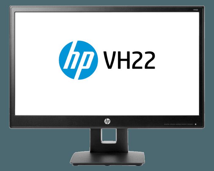 Monitor HP VH22 de 21,5