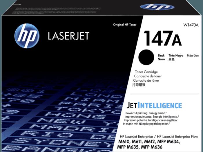 Cartucho de Tóner HP 147A Negro LaserJet Original