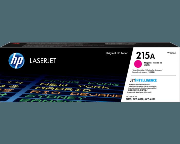 Cartucho de Tóner HP 215A Magenta LaserJet Original