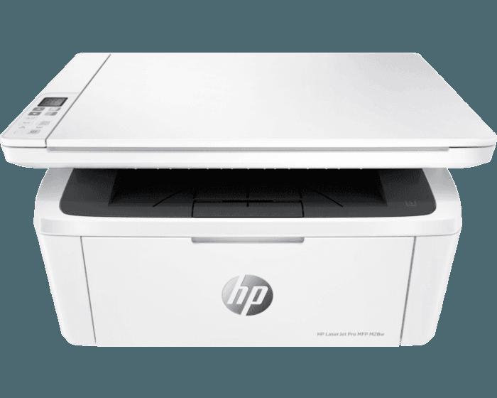 Impresora Multifuncional HP LaserJet Pro M28w
