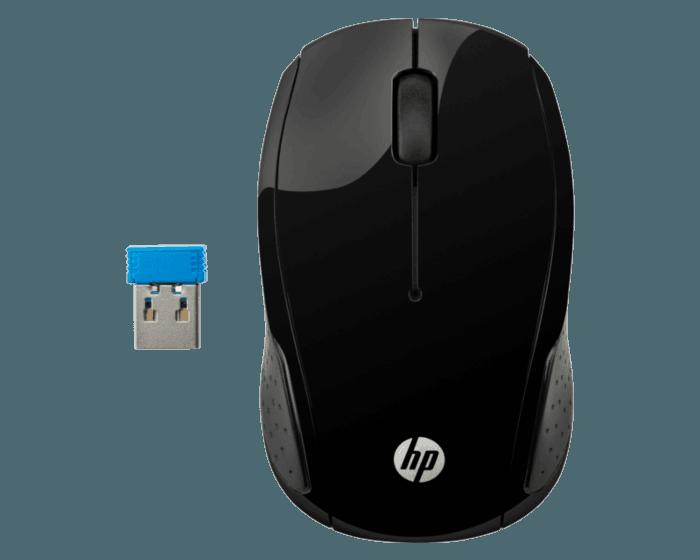 Mouse HP 200 Inalámbrico