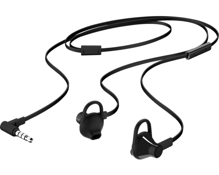 Auriculares HP In-Ear 150 Negros
