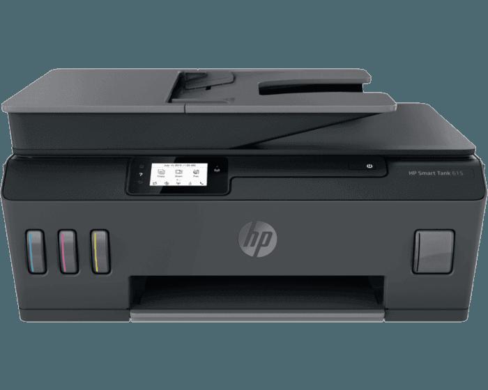 Impresora Multifuncional HP Smart Tank 615