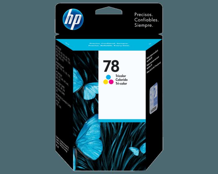 Cartucho de Tinta HP 78 Tricolor Original