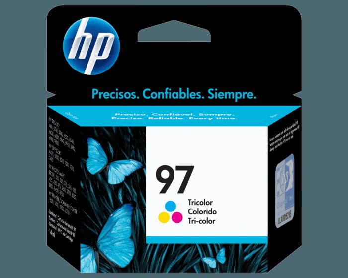 Cartucho de Tinta HP 97 Tricolor Original