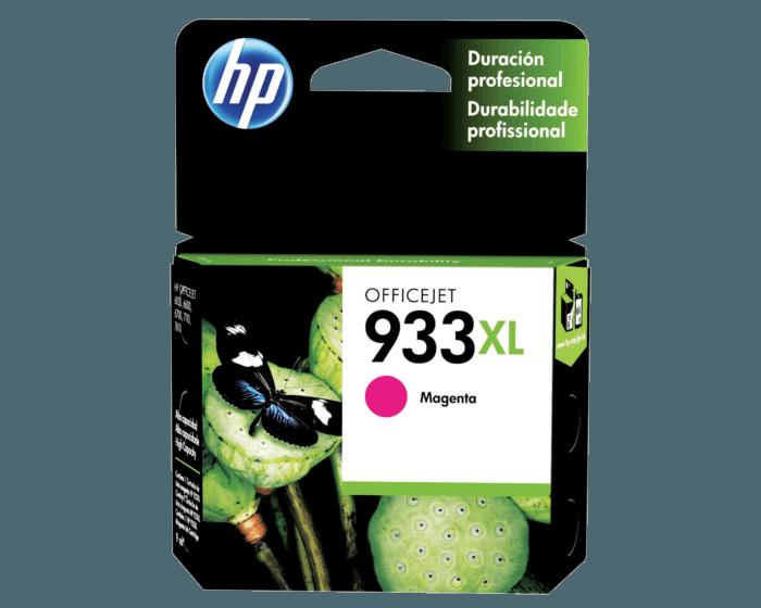 Cartucho de Tinta HP 933XL Magenta Original
