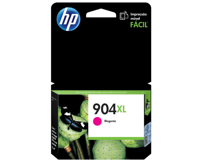 Cartucho de Tinta HP 904XL Magenta Original